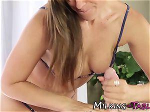 undergarments masseur milking