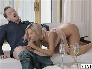VIXEN Tasha Reign Has strong hookup With A college buddy
