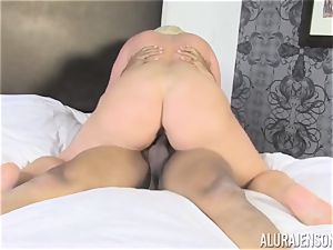Lusty Alura Jenson tries the salami of her martial arts instructor