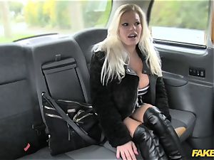 fake cab porn industry star makes debut in london taxi