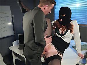 Zara DuRose humped in her rosy cootchie