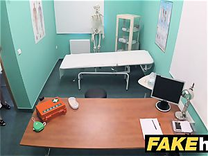 faux polyclinic diminutive blondie Czech patient health test