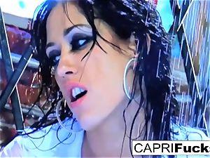 sweetheart Capri gets boned rock-hard by Keni