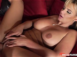 youthful fellow Danny Dee bangs his ex-girlfriend's big-titted mummy Phoenix Marie