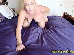 professor Paris instructs the virgin Part two