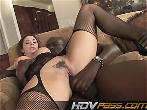 HDVPass multiracial sex action with Chanel Preston.