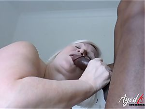AgedLovE Lacey Starr multiracial xxx hook-up
