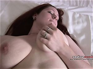 Canadian pornography inexperienced thumbs vagina big inborn breasts