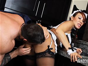 steamy ass fucking double Penatration Ava Devine