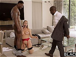 Nicole Aniston attempts out the new bbc model