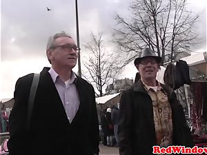 Pussyeaten amsterdam prostitute luvs tourist