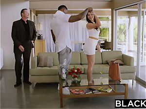 BLACKED Karlee Grey penetrates Her fattest big black cock dream