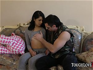 TOUGHLOVEX Gina Valentina punished for being a bad gal