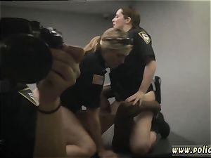 milf enjoys youthful gonzo cougar Cops