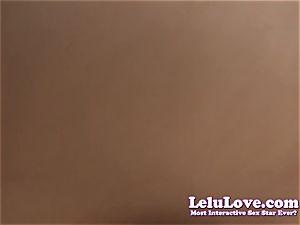 Lelu Love-POV dame friend railing creampie