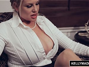 KELLY MADISON mounds and Blueprints
