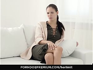 HER limit - Lovenia Lux xxx assfuck pulverize and gape