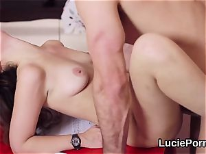 beginner lezzie hotties get their open up fuckboxes munched and boned