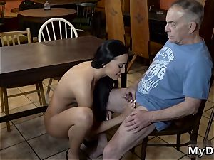 older female flick gonzo Can you trust your girlpatron leaving her alone with your parent?