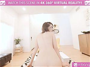VR porn - JOSELINE KELLY MY SISTERS super-hot acquaintance screw