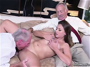 dad pal s associate first-timer gonzo Ivy makes an impression with her ample boobies and ass