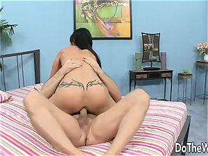 cuckold observes wifey clits Jade fucked