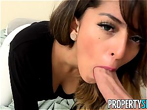 Latina gets paid for humping