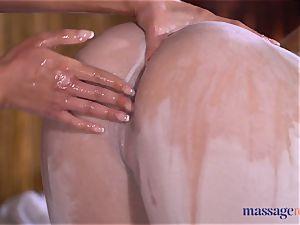 massage apartments wondrous brunette Amirah Adara