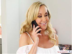 Brandi love - hotwife wife screwed stiff