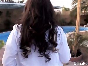marvelous Dana DeArmond gets a point of view ass tear up