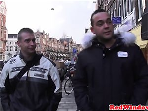 dickblowing amsterdam escort nutted on