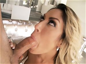 blond sweetheart Capri Cavanni shafted by her toyboy