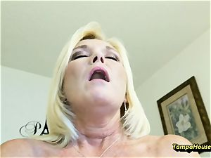 Ms Paris Rose and Her internal ejaculation bevy