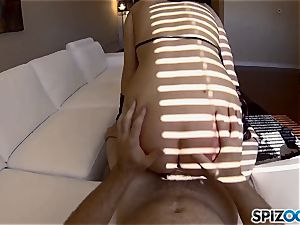 PornGoesPro - Maddy O'Reilly is punished by a phat knob
