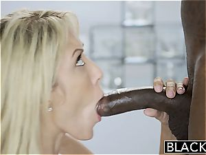 BLACKED Capri Cavannii likes enormous black cock internal cumshot