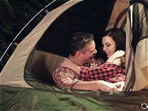 super hot camping rod dicksucker Whitney Wright