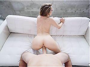 uber-sexy gymnastics joy with Kimmy and J-Mac