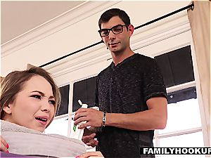 FamilyHookups- fumbling My horny Stepsister Down