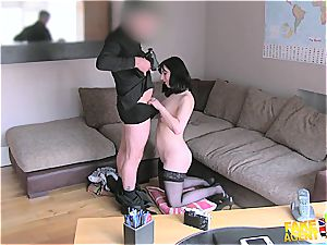 insane nurse in need of a quick bank check shagged