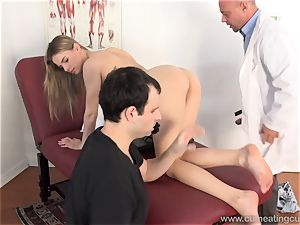 Jillian Gets screwed By Real guy in Front of hubby